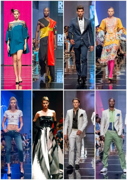 Top Model Europe - Fashion Week In Dominican Republic