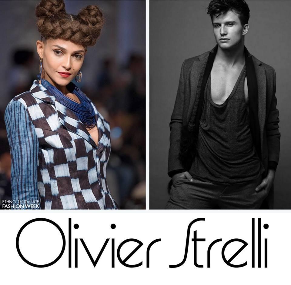 Top Model Europe - Olivier Strelli