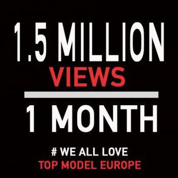 TOP MODEL EUROPE -2