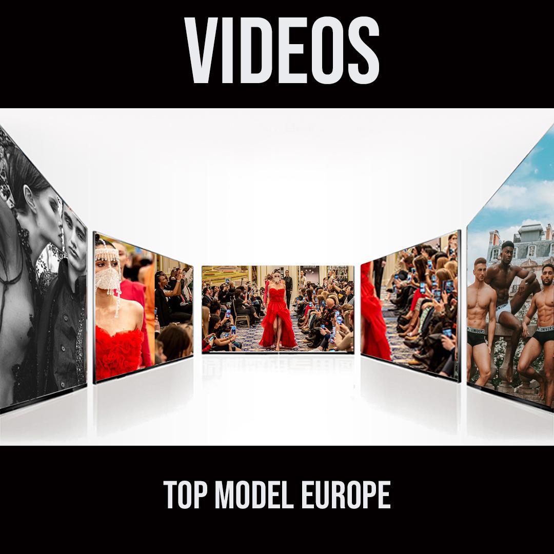 TOP MODEL EUROPE VIDEO